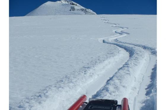 Schneeschuh Tour und Schlitteln - mit dem einzigartigen Freeride Alpin Schlitten 3 [article_picture_small]
