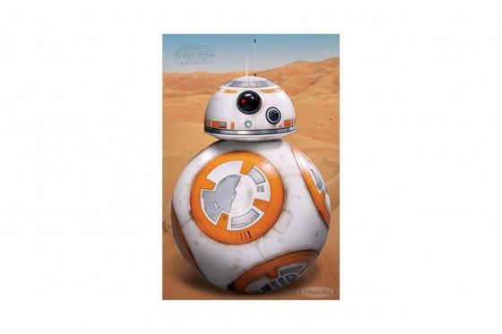 Poster - Star Wars - BB-8 - Episode 7