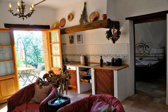 Traumhafte Ferien in der Toskana - Appartment für 7 Nächte inkl. Pool und Weindegustation 9 [article_picture_small]