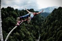 Bungee Jumping - Bungee Sprung in Vorarlberg