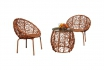 Rattan Bistro Set - 3-teiliges Set 2 [article_picture_small]