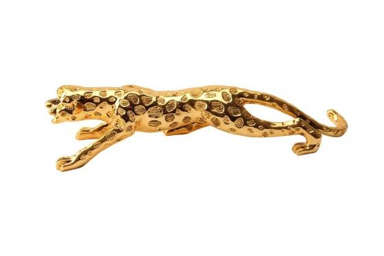 Golden Leopard - 28x7.5x7cm