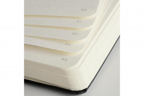Leuchtturm1917 A5 - Notizbuch mit Gravur - liniert 1