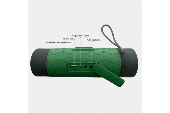 Bluetooth Lautsprecher - Wasserdicht 2