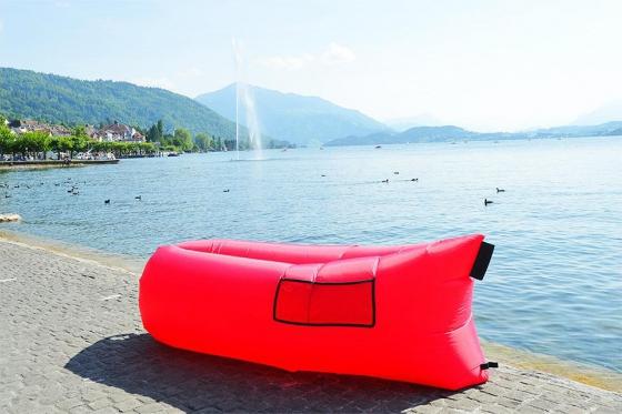 Chill Bag Bright Pink - Aufblasbare Lounge 3