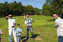 Swin Golf für Familien - Tolles Erlebnis in Neuenburg