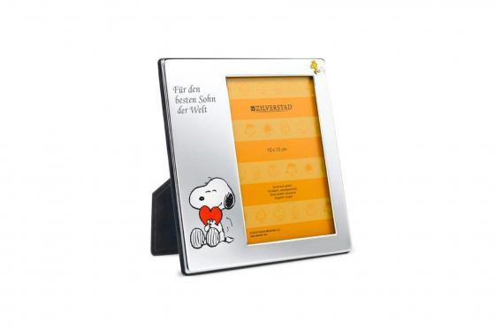 Cadre photo Snoopy - personnalisable avec gravure