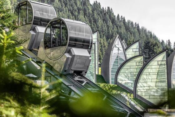 Wellness Deluxe - Deluxe Doppelzimmer im Tschuggen Grand Hotel - Sommersaison  [article_picture_small]