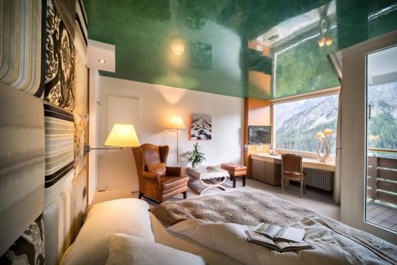 Wellness Deluxe - Deluxe Doppelzimmer im Tschuggen Grand Hotel - Sommersaison 6 [article_picture_small]