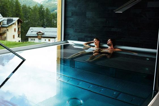 Séjour wellness en Engadine - à l'hôtel 4* Nira Alpina - saison hivernale  [article_picture_small]