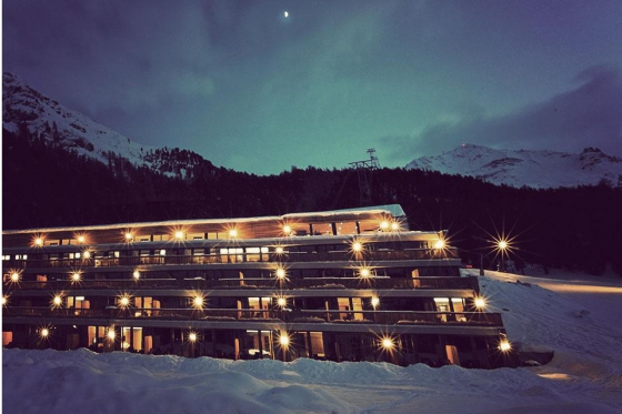 Séjour wellness en Engadine - à l'hôtel 4* Nira Alpina - saison hivernale 1 [article_picture_small]