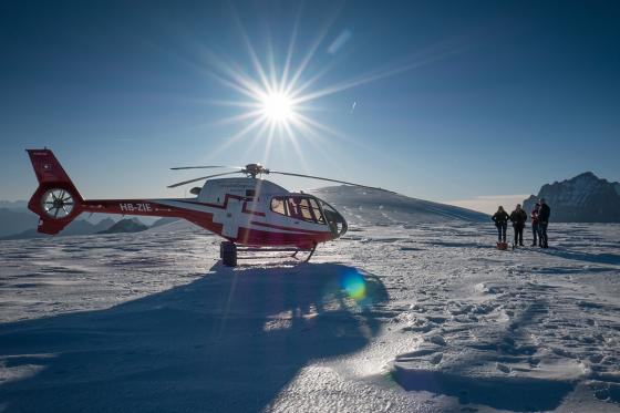 Eiger-Mönch-Jungfrau - Helikopter Rundflug  [article_picture_small]
