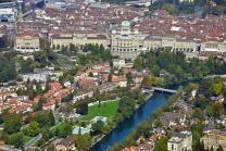 Berner Altstadt Flug - Helikopter Rundflug