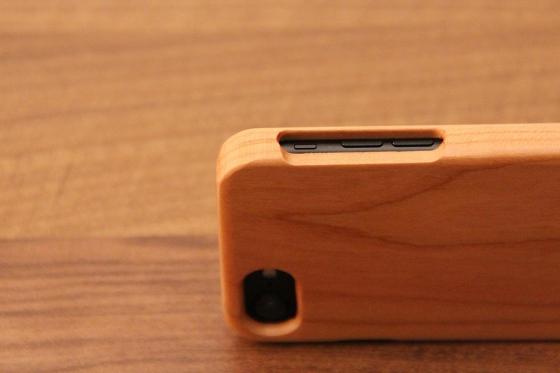 iPhone 7 Hard Case - Kirschenholz 5