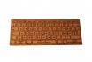 MacBook Tastatur Skin - Kirschholz 2 [article_picture_small]