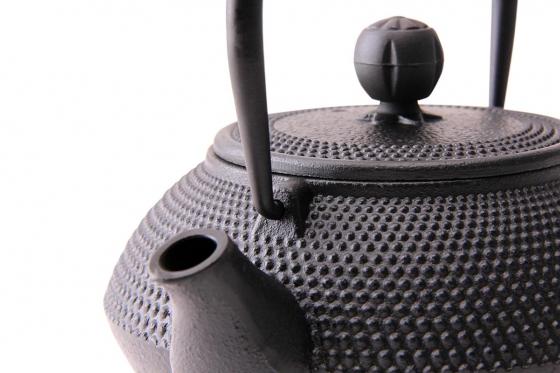 Théière noire - 0.45L 2