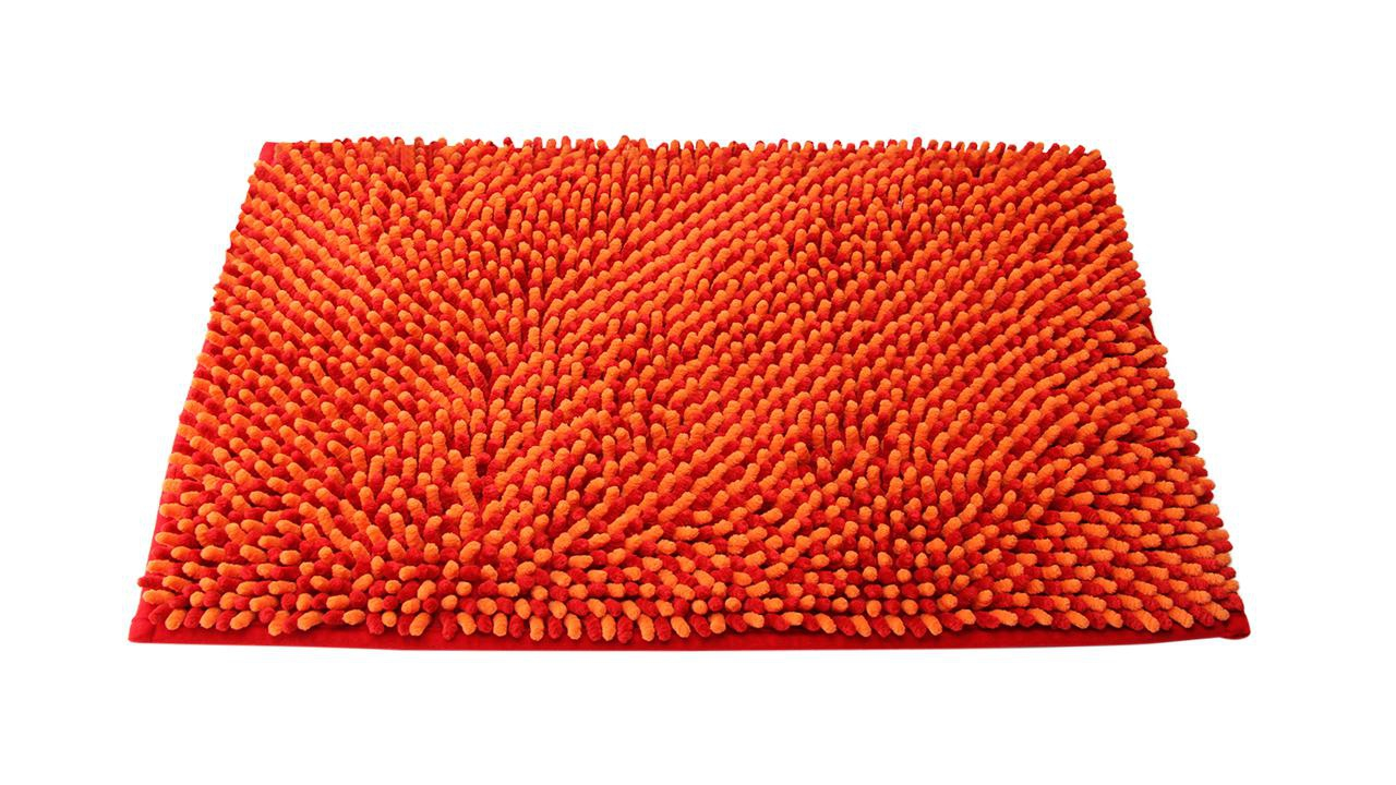 teppich rot orange. Black Bedroom Furniture Sets. Home Design Ideas