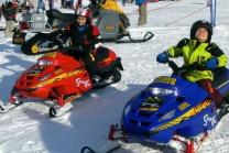 Schneetöff fahren für Kinder - Einmaliges Schneetöff Erlebnis