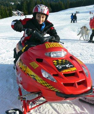 Schneetöff fahren für Kinder - Einmaliges Schneetöff Erlebnis 1 [article_picture_small]