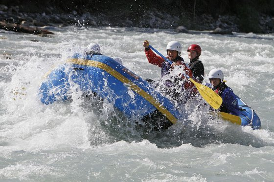 River Rafting Tagestour - inkl. Mittagessen  [article_picture_small]