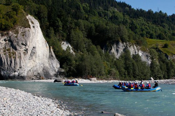 River Rafting Tagestour - inkl. Mittagessen 4 [article_picture_small]