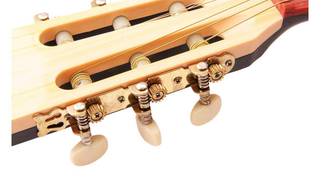klassische kinder gitarre. Black Bedroom Furniture Sets. Home Design Ideas