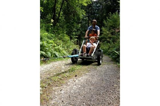 Husky et Kart - Randonnée avec attelage 3 [article_picture_small]