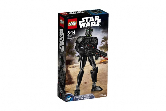 Imperial Death Trooper™ - LEGO® Star Wars™