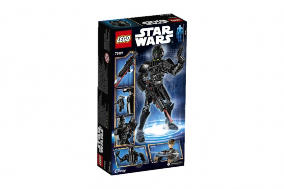 Imperial Death Trooper™ - LEGO® Star Wars™ 1