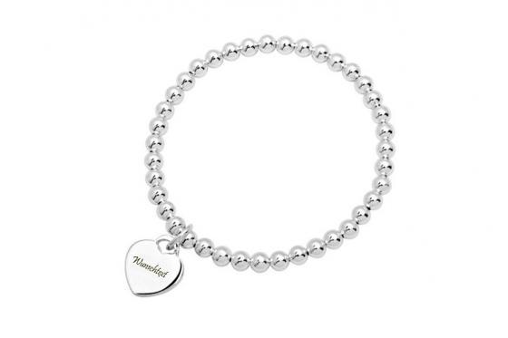925er Silberarmband - mit Gravur