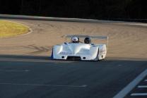 Renntaxi auf Rennstrecke  - Formel fahren Circuit de Bresse