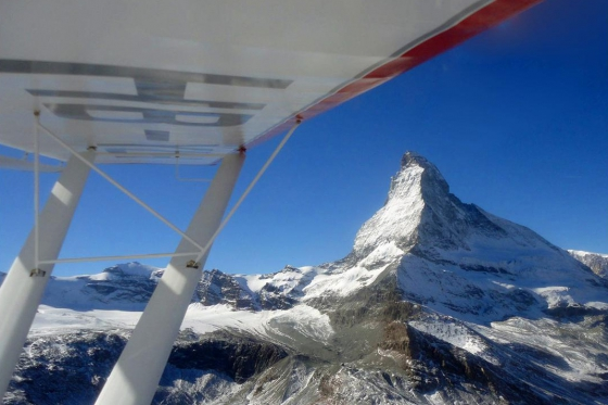 Vol panoramique dans les Alpes - 60 minutes pour 2 personnes  [article_picture_small]