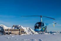30 Min Helikopter fliegen - für 1 Person