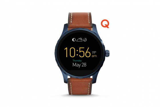 Fossil Smartwatch - Q MARSHAL - FTW2106