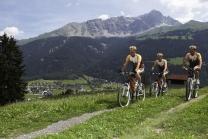 Bike Ferien in Graubünden - inkl. 2 Übernachtungen im Hotel Cube