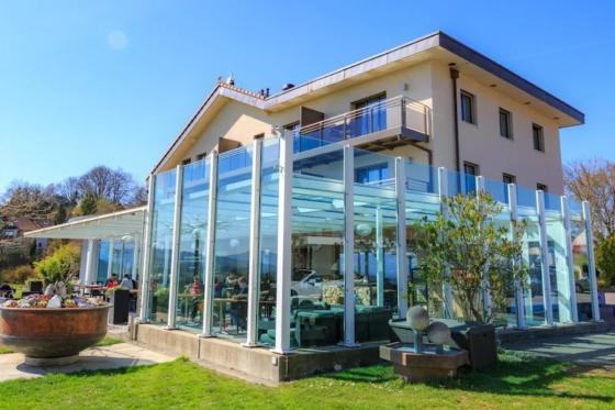 Séjour gastronomique pour deux - Au bord du lac de Gruyère, nuit + repas + apéritif inclus  [article_picture_small]