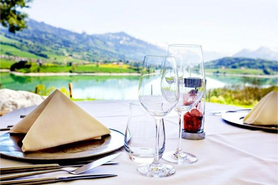 Séjour gastronomique pour deux - Au bord du lac de Gruyère, nuit + repas + apéritif inclus 1 [article_picture_small]