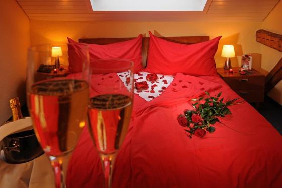 Loveroom romantique pour 2 - incl. dîner de 4 plats aux chandelles  [article_picture_small]