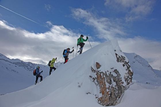 Schneeschuhwanderung - mit Raclette Plausch  [article_picture_small]