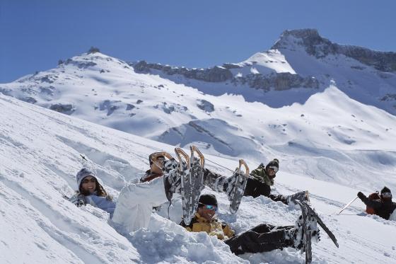 Schneeschuhwanderung - mit Raclette Plausch 2 [article_picture_small]