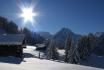 Schneeschuhtour 2 Tage-inkl. Übernachtung in SAC Hütte 3