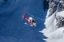 Oberengadiner Glacier Rundflug - für 1 Person, 15 Minuten