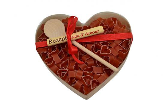 Pasta Herzbox - Pasta d'Amour