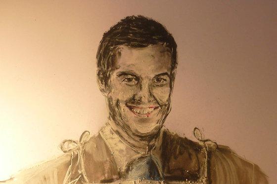 Witziges Portrait als Geschenk - Wunschbild selber zeichnen lassen  [article_picture_small]
