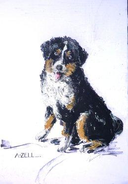 Witziges Portrait als Geschenk - Wunschbild selber zeichnen lassen 3 [article_picture_small]
