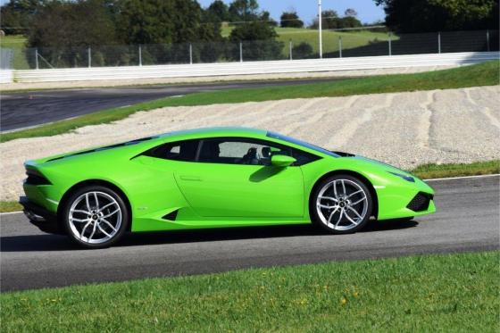 Lamborghini Huracan - 3 tours sur circuit  3 [article_picture_small]