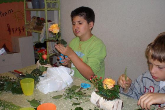 Fleurs en folie - Atelier pour enfant 1 [article_picture_small]