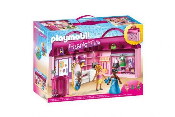 Modeboutique zum Mitnehmen - Playmobil® City-Life - 6862
