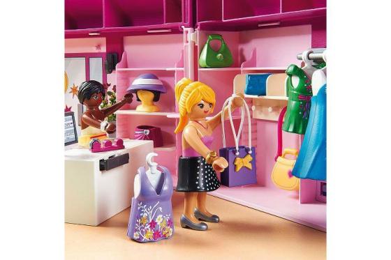Modeboutique zum Mitnehmen - Playmobil® City-Life - 6862 2