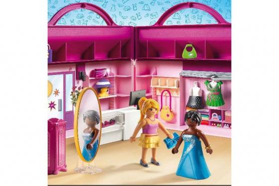 Modeboutique zum Mitnehmen - Playmobil® City-Life - 6862 3